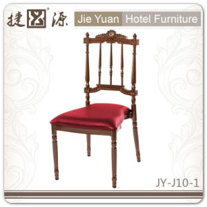 Stacking Hotel Wedding Party Metal Castle Napoleon Chair (JY-J10-1) pictures & photos