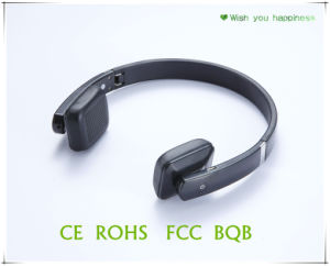 Gymsong Foldable Wholesales Bass Sound Headband Wireless Bluetooth Headset pictures & photos