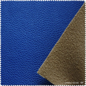 High Quality Fashionable and Synthetic Leather for Bag or Luggage (B026120) pictures & photos