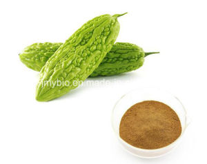 High Quality Bitter Gourd Extract Bitter Melon Extract Charantin pictures & photos