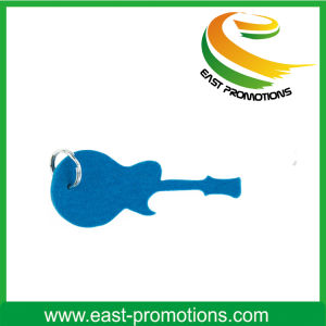 Promotional Logo Printed Embroidery Felt Keychain pictures & photos