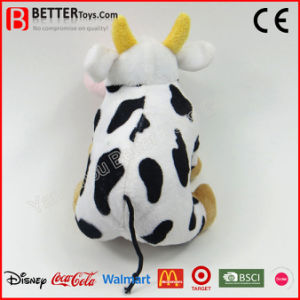 Cuddle Stuffed Animal Soft Plush Cow Toy for Kids pictures & photos