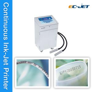 Production Line Continuous Plastic Bag Inkjet Batch Code Printer (EC-JET910) pictures & photos