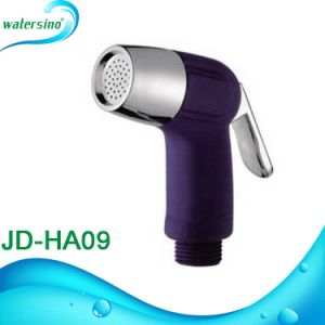 Guangdong Kaiping ABS Purple Color Shattaf Bidet for Bathroom Toilet pictures & photos