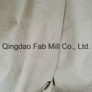18 Wales Stretched Corduroy Fabric (QF16-2675) pictures & photos