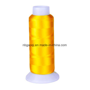 Rayon Embroidery Sewing Thread Hot Sale pictures & photos
