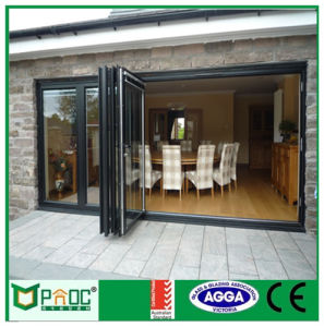 Double Glazed Bifolding Door with Australian Standard pictures & photos