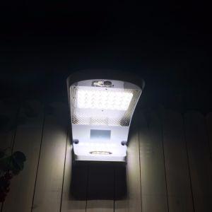 Shenzhen Manufacturer Motion Sensor LED Street Light Fixture IP65 pictures & photos