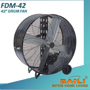 48 Inch High Velocity Drum Fan Industrial Heavy Duty Fan pictures & photos