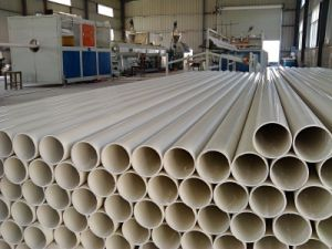 PVC Conduit Pipe Making Machine pictures & photos