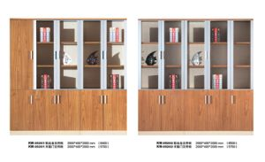 High Class Wooden or Aluminum Office Document Cabinet pictures & photos