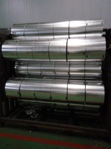 ALUMINUM HOUSEHOLD FOIL WITH JUMBO ROLL SIZE