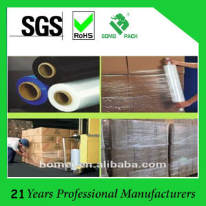 LLDPE Machine Stretch Film for Wrapping pictures & photos