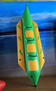 Inflatable Flying Fish Banana Boat/Flying Towables for Water Sports