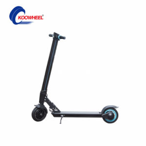 Fast Folding Scooter 6.5 Inch Light Weight Carbon Fiber Electric Scooter pictures & photos