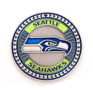 Wholesale Custom High Quality Challenge Coin pictures & photos