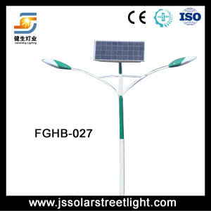 100W 10m Made in China Solar Street Light