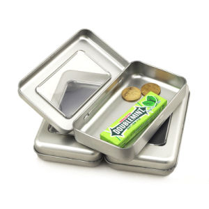 Fridge Magnet Card Metal Gift Tin Box pictures & photos