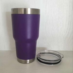 32oz. Stainless Steel Double-Wall Vacuum Insulated Travel Coolers Tumbler Cup