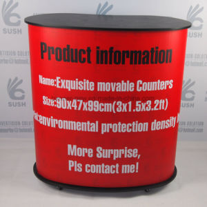 Hot Easey Change Banner Pop up Removable Counter pictures & photos