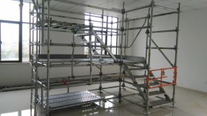 Ringlock Scaffolding pictures & photos