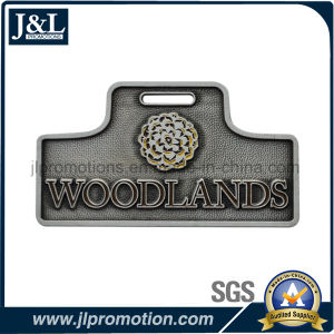3D Zinc Alloy Soft Enamel Golf Bag Tag pictures & photos