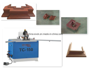 Good Price Automatic Wood Cabinent Topline Cutting Machine (TC-150) pictures & photos