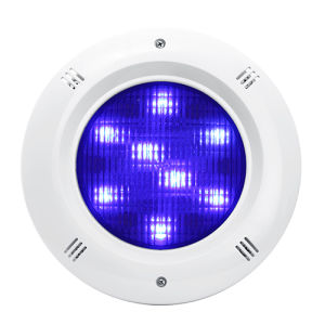 ABS and UV Material Underwater RGB LED Pool Light pictures & photos