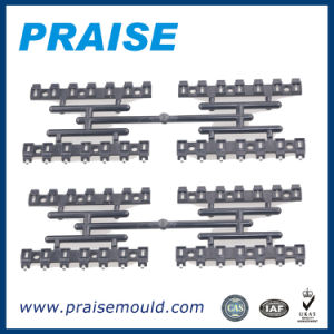 OEM Double Injection Mold /High Precise Plastic Double Color Injection Mould pictures & photos