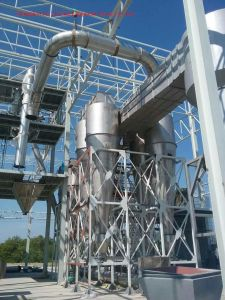 Environmental Protection Cassava Flash Dryer for Cassava Processing pictures & photos