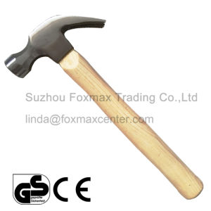 Claw Hammer with Wooden Handle (HM-005-1) pictures & photos