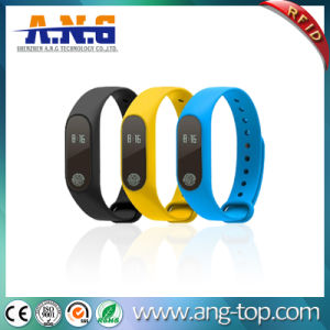 Sport Smart Silicone RFID Wristbands Bracelet Motion Planning Step Sport pictures & photos