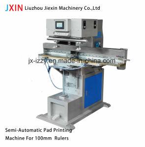 Semi-Automatic Ruler Pad Printer