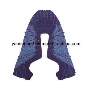 2017 New Flyknit Shoes Uppers and Flat Knit Fabric pictures & photos