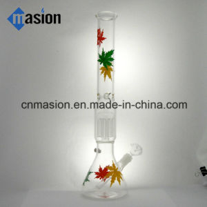 8 Tree Arms 1 Dome Perc Water Glass Pipe (BY002) pictures & photos