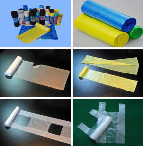 Two-Layer Duty Bag Making Machine pictures & photos