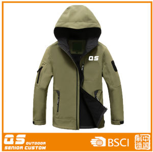 Sports Windproof Jacket for Men pictures & photos