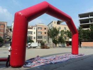 PVC Outdoor Inflatable Arch Inflatable Gate for Sale