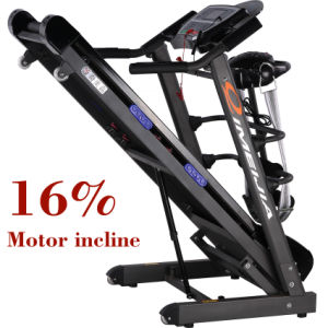 16% Motor Incline Treadmill (QMJ-619) pictures & photos