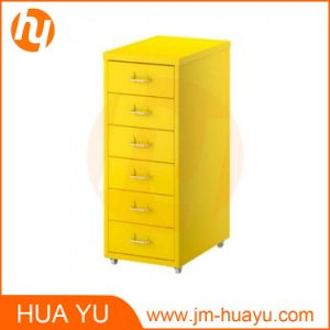 Steel Filing Cabinet/4 Drawer Metal Filing Cabinet/Office Furniture pictures & photos