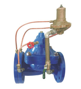 Oblique Constant Downstream Pressure Flow Control Valve (470X) pictures & photos