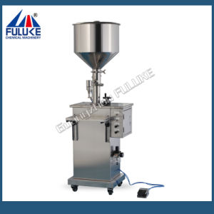 Fuluke Fgj Pneumatic Horizontal Cream and Liquid Filling Machine pictures & photos