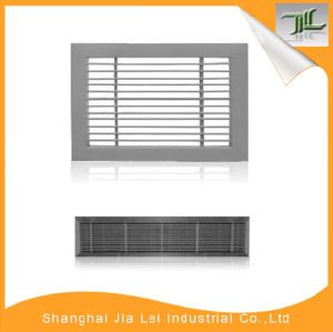 Aluminum Return Single Deflection Grille Air Diffuser for Ventilation pictures & photos