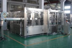 Carbonated Beverage Filling Production Line Washing, Filling, Capping 3-in-1 Monobloc pictures & photos