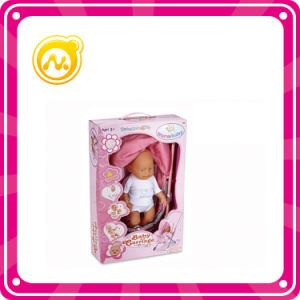 Hot Selling Plastic Carriage Baby Doll Iron Cart Doll pictures & photos