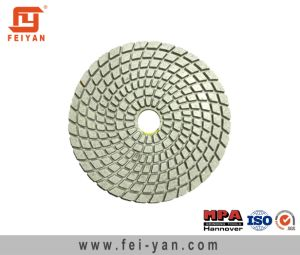7-Step Wet Polishing Pad for Stone pictures & photos