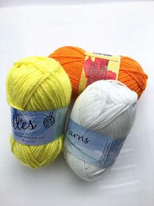 100% Acrylic Yarn Knitting