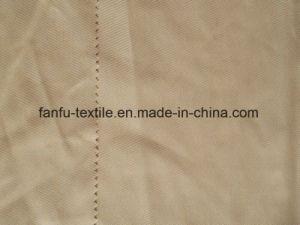 21s Nylon Cotton Double Twill Fabric