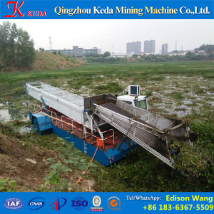 Water Weed Harvester Machine for Sale pictures & photos
