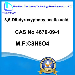 3, 5-Dihdyroxyphenylacetic Acid CAS No 4670-09-1